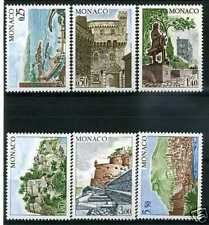 MONACO - 1974 - yvert 986/991 - Sites.... - neufs**