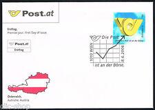 AUSTRIA 1 BUSTA PRIMO GIORNO FDC POSTE 2006