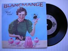 Blancmange - Blind Vision / Heaven Knows Where Heaven Is, London BLANC-5 Ex A1B1