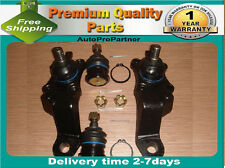 4 FRONT UPPER LOWER BALL JOINT FOR TOYOTA TACOMA 2WD 4X2 PRERUNNER 95-04