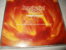 HYSTERIC EGO - MINISTRY OF LOVE - HOUSE CD SINGLE