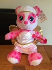 BUILD A BEAR FACTORY ADORABLE SWEET SCENT PANDA & CUPID COSTUME BNWT