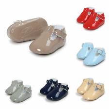 Newborn Shoes Pre-walker Baby Boy Girl Pram Trainers Lovely Soft Sole 0-18M Hot