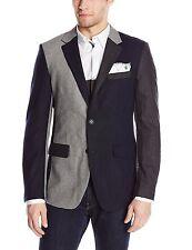 MARC ECKO CUT & SEW GEMINI BLAZER SPORT COAT Casual Dress JACKET $230 NWT S SM