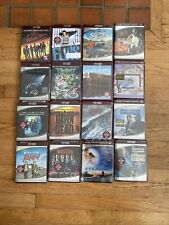 Lot Of 16 Sealed Hd Dvds - for Hd Dvd Players Only