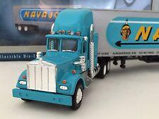 Corgi 55802 Kenworth W925 Semi Box Container - Navajo, NIB    ** VERY RARE!! **