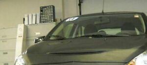 Lebra Hood Protector Mini Mask Bra Fits: Mitsubishi Mirage 2014-2015 14 15