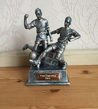 Football Trophy 6in Free Engraving FB1025 GREAT VALUE