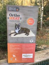 """K&H Ortho Heat Orthopedic Heated Outdoor Pad Dual Heated Bed Medium 19""""X 24"""""""