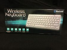 Wireless Keyboard Bluetooth Technology Supported iOS 14 Multimedia Hot Keys New