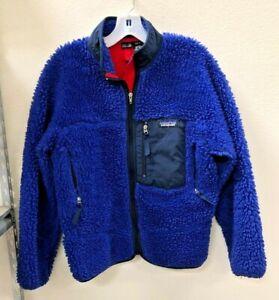 RARE Patagonia Deep Pile Retro X Fleece Jacket Kids