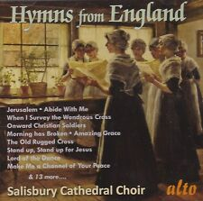 [BRAND NEW] CD: FAVOURITE HYMNS FROM ENGLAND