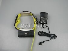 Garmin DC30 GPS dog Tracking Collar USA ver new yellow  strap + wall  charger