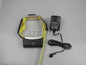 Garmin DC30 GPS dog Tracking Collar with wall charger USA version yellow  strap