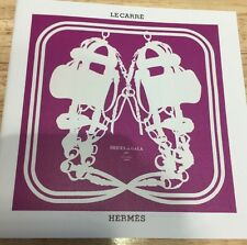 HERMES S/S 2017 SCARF SHAWL TWILLY Collection Booklet catalog Look