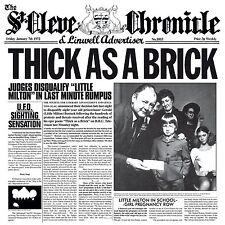 JETHRO TULL - THICK AS A BRICK - NEW CD ALBUM