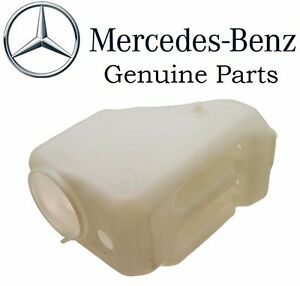 For Mercedes 260E 300CE E500 Windshield Washer Fluid Reservoir OES 124 869 07 20