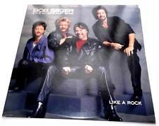 Bob Seger & Silver Bullet Band  Like A Rock 1986  Capitol 12398 Rock 33 rpm VG++
