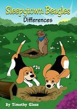 Sleepytown Beagles, Differences by Timothy Glass (English) Paperback Book Free S