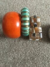 Jewelery Excellent Condition Bangles X6 Costume