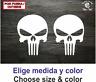 El Castigador Punisher Skull Sticker Vinilo Decal Vinyl Aufkleber Autocollant 1