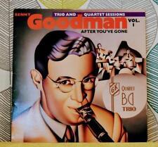 BENNY GOODMAN - After You've Gone Vol. 1 [Vinyl LP,1987] USA Import Jazz *EXC