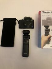 Sony Cyber-shot ZV-1 20.1MP Compact Digital Vlog Camera