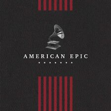 American Epic: The Collection [Box Set] by Various Artists (CD, May-2017, 5 Discs, Columbia (USA))