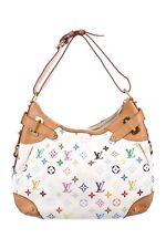 Authentic Louis Vuitton Multi Color Greta M40195 Shoulder Bag While