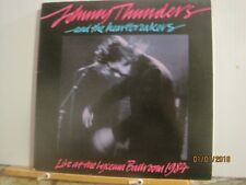 Johnny Thunders & The Heartbreakers  Live at The Lyceum free UK post