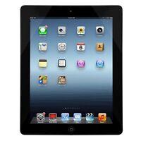 """Apple iPad 4th Gen. A1458 - 9.7"""" Retina Display 32GB - Black Wi-Fi Only Grade A!"""