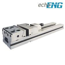 Morsa di precisione macchine CNC acciaio rettificato apertura 300 larghezza 145