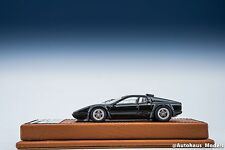1/43 TECNOMODEL Milano Ferrari 512BB Press Corsa Clienti 1978 02/10 Leather Base