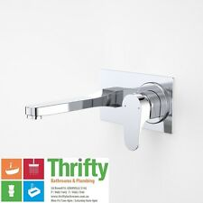 Dorf Viridian Wall Bath Mixer Chrome  811019C