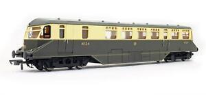 HORNBY RAILROAD 'OO' GAUGE R3669 GWR DIESEL RAILCAR #24