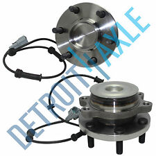 2 Front Wheel Bearing & Hub fits Nissan Pathfinder Frontier Xterra Equator 2WD