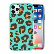 For Apple iPhone 11 PRO MAX Silicone Case Leopard Pattern - S1315