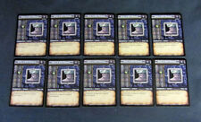 Lot of (10) World of Warcraft WoW Miniatures Crafted Boots of Utter Darkness