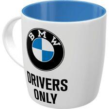 BMW original Tasse Kaffeetasse Mug Teetasse Haferl 8er 7er 6er 5er 3er V8 Driver