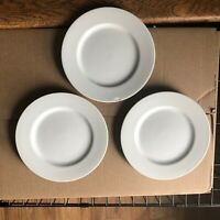 Block Spal Lisboa White bread and butter plates set of 3