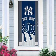 New York Yankees MLB Licensed Door Banner Flag