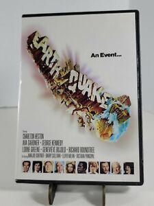 Earthquake (DVD, 1974) Sensurround Audio - Universal