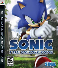 Sonic The Hedgehog PS3 New Playstation 3