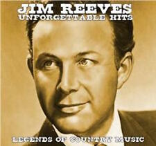 CD Jim Reeves unforgettable Hits
