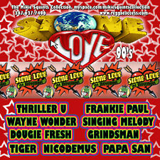 Stone Love 90s Feat : Dougie Fresh , Tiger , Nicodemus & More