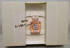 "COLLECTOR miniature "" COCO MADEMOISELLE "" de Chanel  1,5ml  NEUF"