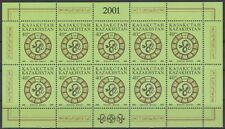 2001 Kazakhstan Chinese Lunar New Year 2001 Year of the Snake Mnh