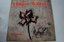 Chopin Waltzes Vlado Perlemuter pianoforte (lp22)