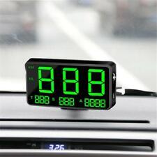 Car Digital GPS HUD Speedometer Speed Display KM/H MPH For Bike Motorcycle