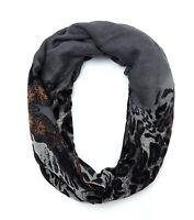 women's Infinity Scarf Print Leopard with fashion design Soft, lightweight